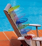 Biot Bubbled Acrylic Swimming Pool Collection - The Full Set for 6