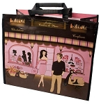 Chocolaterie Tote Style Bag - Large Size - In French