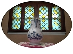 Lallier Faiencier Decanter - The Chinaman - Visiting Southern Delaware Clients ONLY