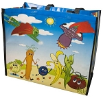 Fruit and Veggie Tote Style Bag - Large Size