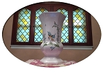 Lallier Faiencier Vase - Visiting Southern Delaware Clients ONLY