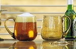 Biot Bubbled Beer Tankards Collection - Set of 6 Large 4.5 inches