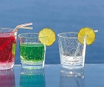 Biot Medium Glass 3.5 inches - Set of 6