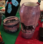 Fair Trade  African Soapstone Vases and Coasters - Cash & Pick Up - Visiting Southern Delaware Clients ONLY