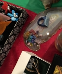 Fair Trade  Handmade Rings and Jewelry Box - Cash & Pick Up - Visiting Southern Delaware Clients ONLY