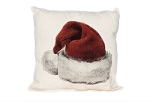 Christmas Pillow Set of 3 Horizontal Square Pillows
