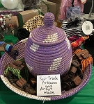 Fair Trade  African Beaded Animals - Cash & Pick Up - Visiting Southern Delaware Clients ONLY