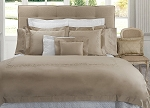 518 TORONTO Bedding Sets by RICAMI VERA SAS Vera Italian Linens 3 Sizes Queen, King, California King  300TC