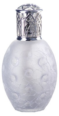 Snow Queen Catalytic Lamp Set, Oil & Lavender Sachet