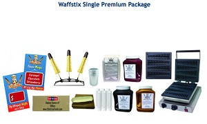 Waffstix Single Premium Package